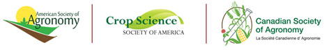 American Society of Agronomy, Crop Science Society of Agronomy, Canadian Society of Agronomy